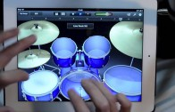 Amazing iPad Finger Drum Solo