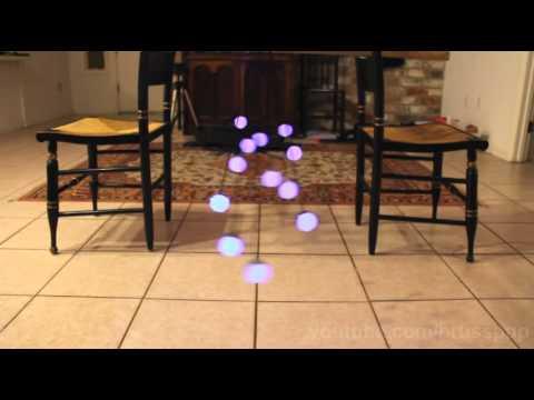 Amazing Pendulum Effect!