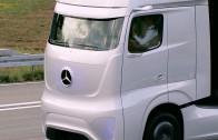 Autonomous Driving: Mercedes Future Truck