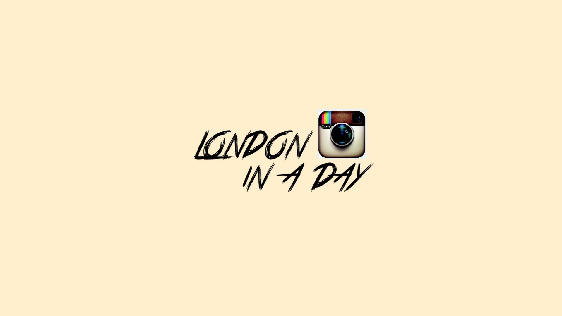 London In A Day, As Seen Through Instagram