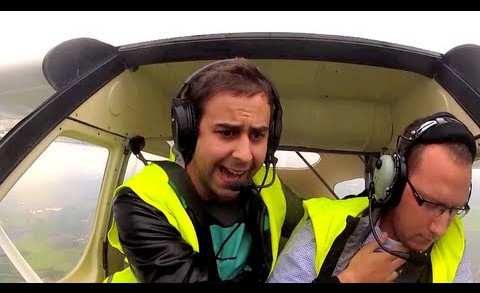 Best Revenge Ever – Airplane Crash Prank
