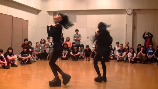 These Two Japanese Girls Bring Voguing To Next Level