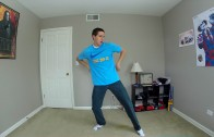 This Guy Did Napoleon Dynamite Dance Perfectly in 100 Days