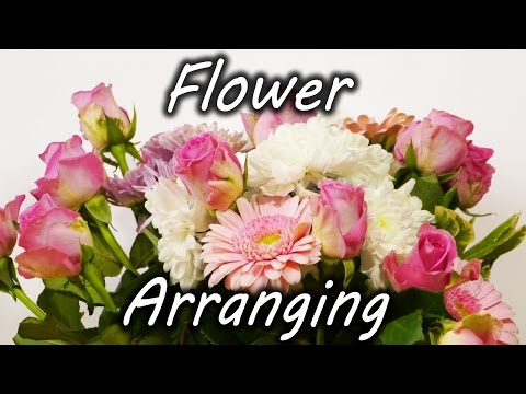 Great Flower Arranging Trick