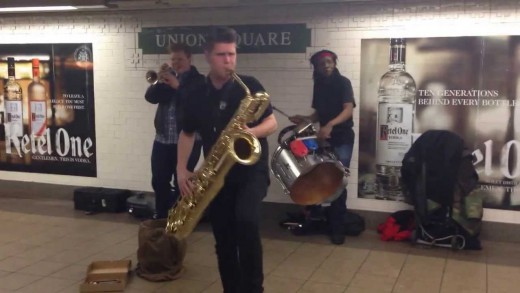 Amazing Small Subway Band: Too Many Zooz