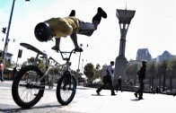 Bike Parkour – Streets of San Francisco!