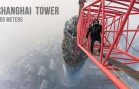 Crazy Russians Climb 650 Meter Tall Shanghai Tower