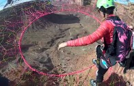 Daredevils Build Badass Handmade Net On A Cliff 400 Feet Above Ground