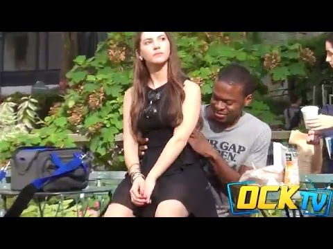 Extreme Sitting On People Prank!