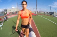 GoPro: Pole Vaulting with Allison Stokke