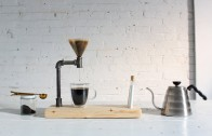Homemade Modern DIY Pipe Coffee Maker