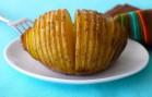 How to Make Yukon Gold Potato Fans