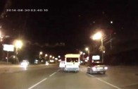 Unexpected Twist in Russia Road Rage Incident