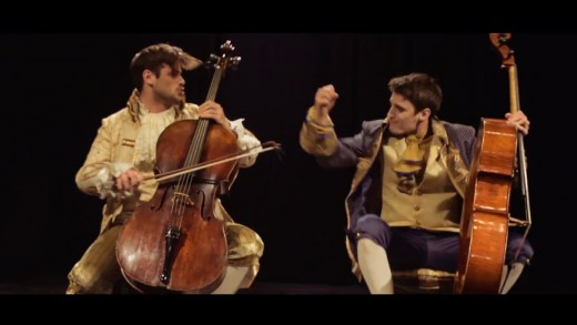Extraordinary Cover of AC/DC's 'Thunderstruck' by 2CELLOS