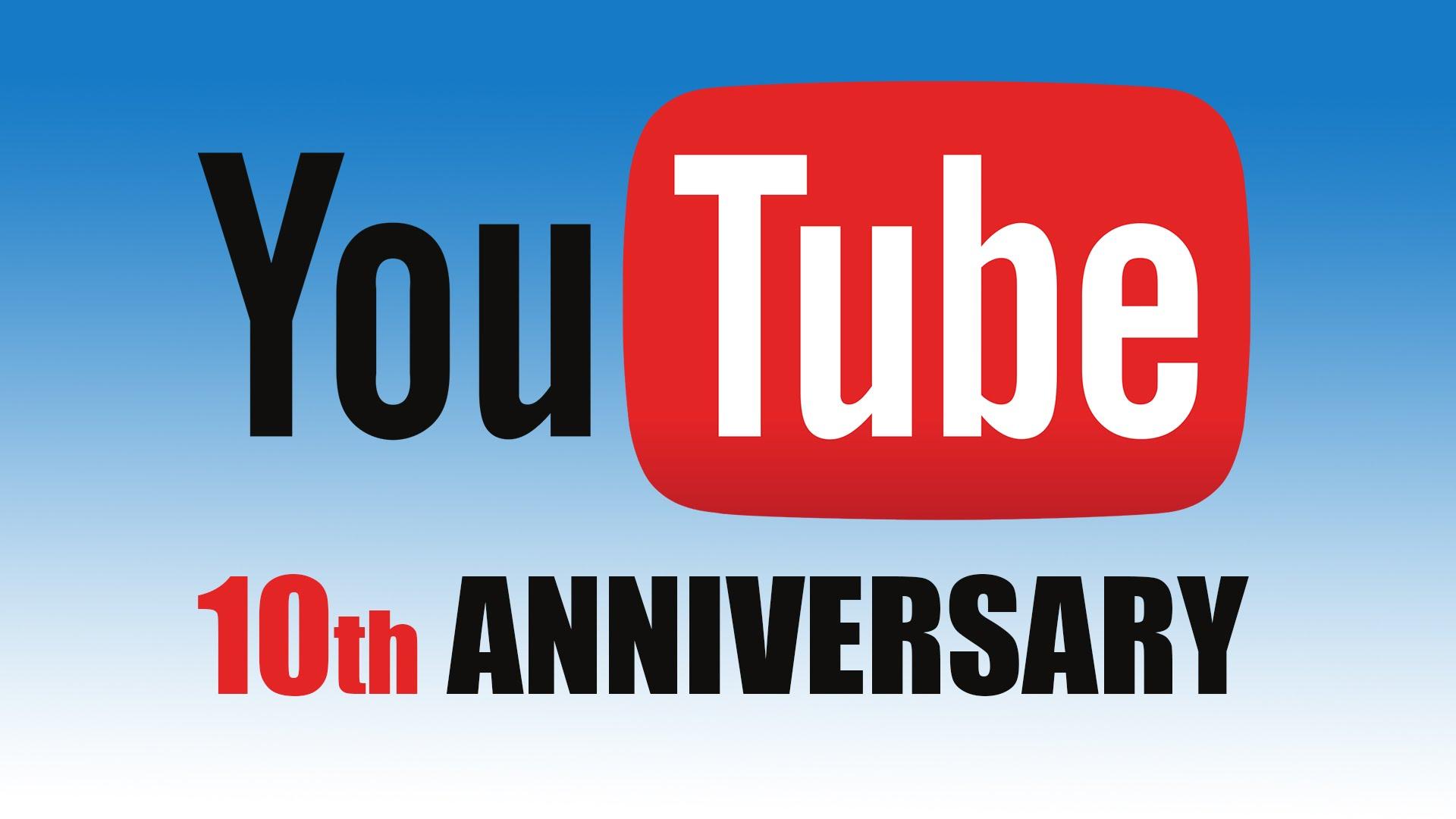 YouTube 10th Anniversary Supercut by Zapatou