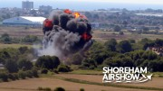 Hawker Hunter Plane Crash at Shoreham Airshow